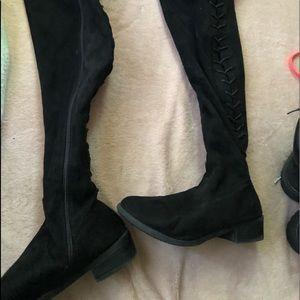 Winter High Boots
